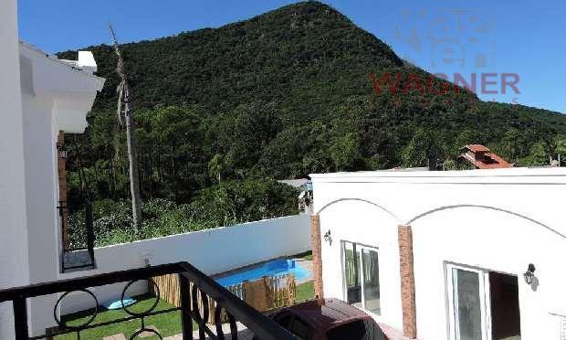 Casa residencial à venda, Armação do Pântano do Sul, Florianópolis.