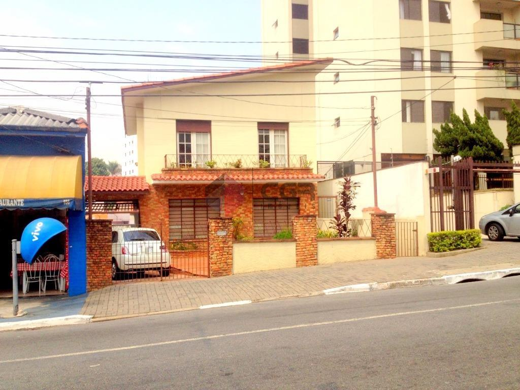 Sobrado comercial para locação, Vila Bertioga, São Paulo.