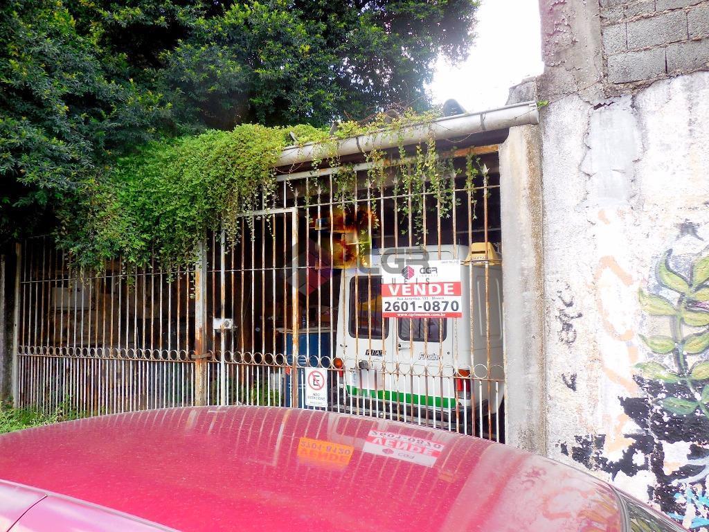 Terreno residencial à venda, Vila Industrial, São Paulo.