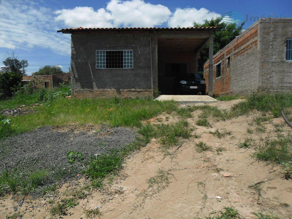 Casa residencial à venda, Cidade Satélite Íris, Campinas - CA0625.