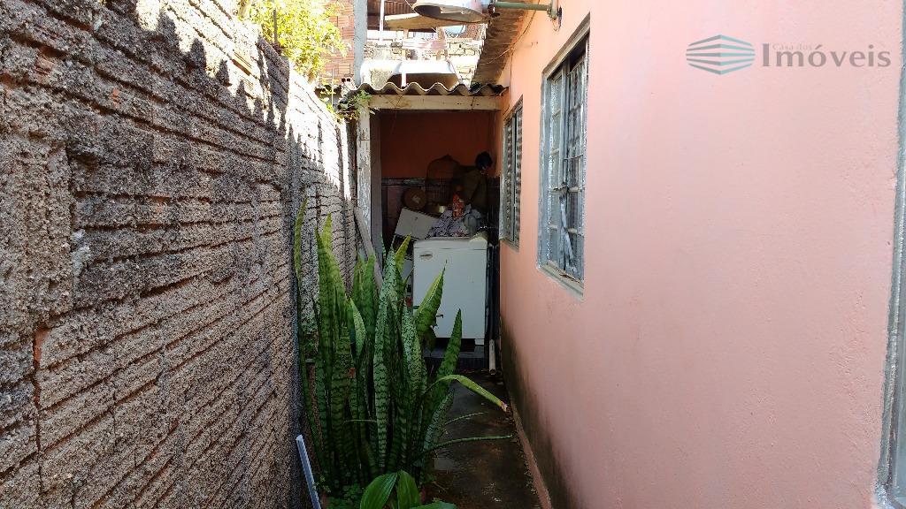 Casa residencial à venda, Jardim do Lago II, Campinas - CA2881.