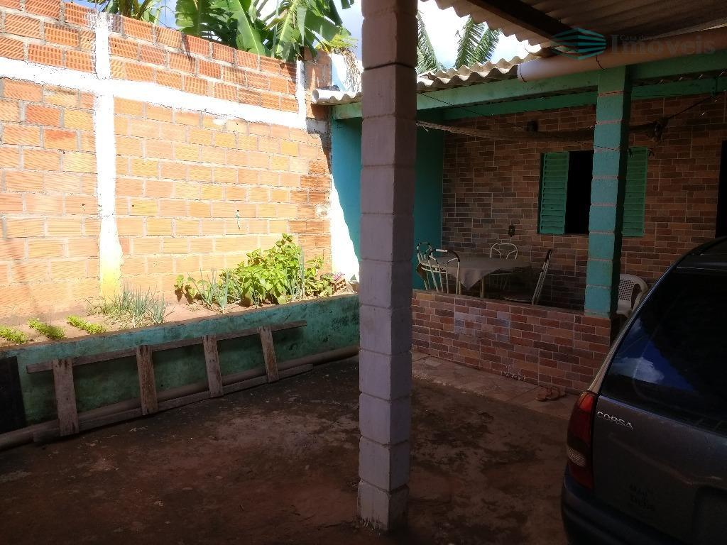 Casa residencial à venda, Jardim Columbia, Campinas.