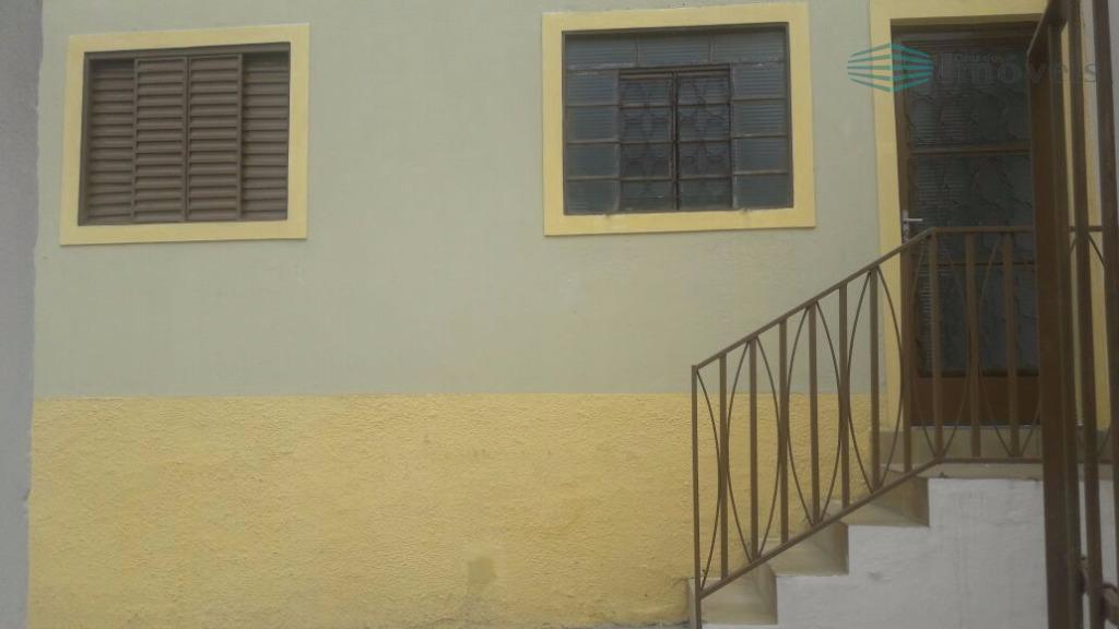 Casa residencial para locação, Conjunto Mauro Marcondes, Campinas - CA0422.
