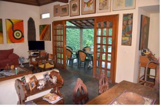 Casa em Cosme Velho  -  Rio de Janeiro - RJ