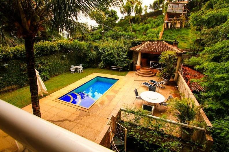 Casa em Lagoa  -  Rio de Janeiro - RJ
