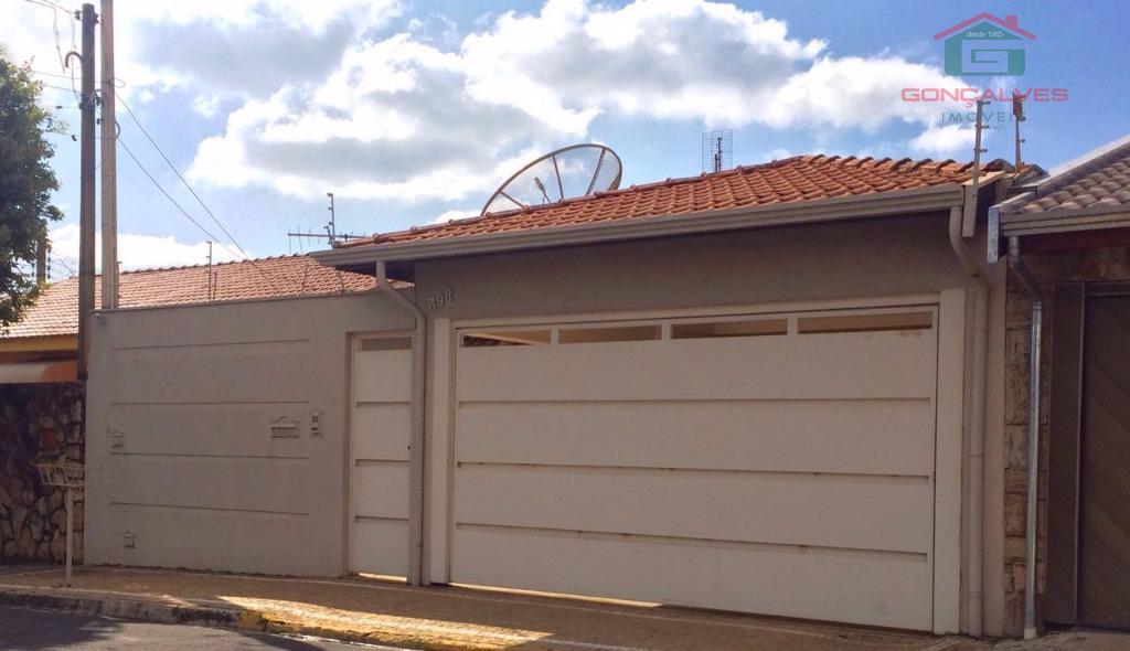 Casa residencial à venda, Pitangueiras, Capivari.