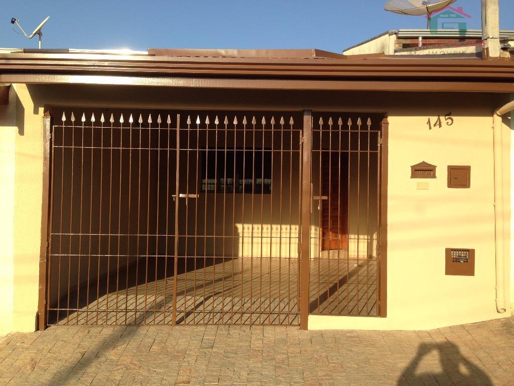 Casa  residencial para locação, Nova Aparecida, Capivari.