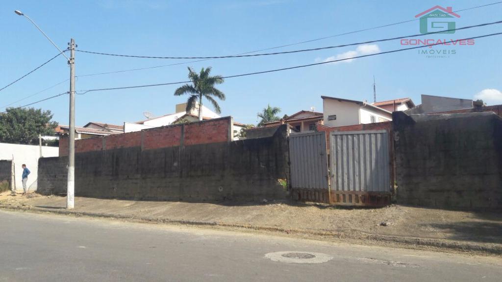 Terreno residencial à venda, Pitangueiras, Capivari.