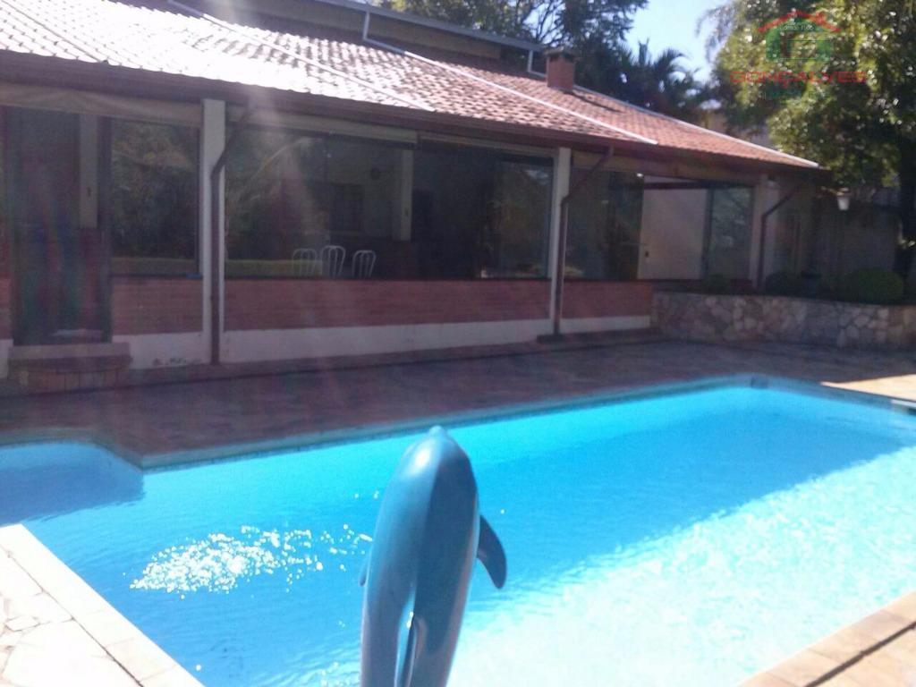 Chácara residencial à venda, Vila Nova, Capivari.