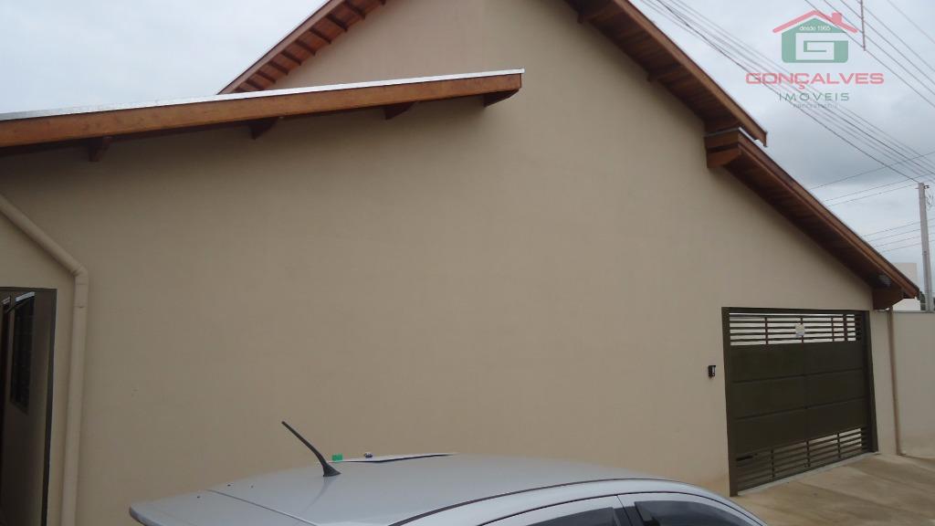 Casa residencial para locação, São Marcos, Capivari.
