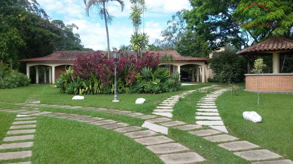 Chácara residencial à venda, Vila Souza, Capivari.