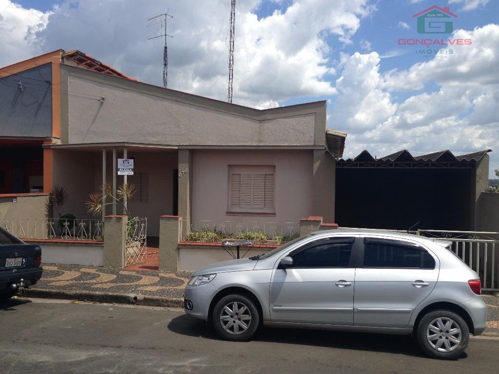 Casa residencial para locação, Centro, Capivari.