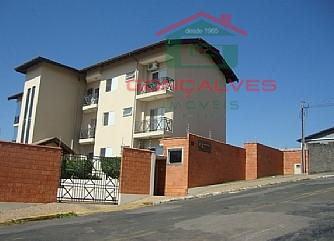 Apartamento residencial para venda e locação, Vila Souza, Capivari.