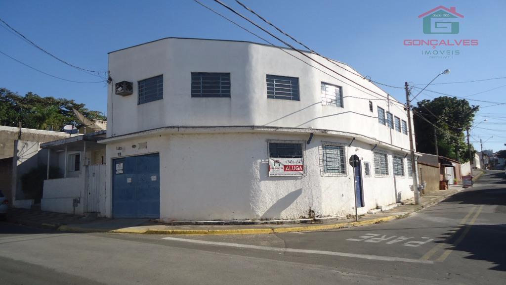 Galpão comercial para locação, Centro, Capivari.
