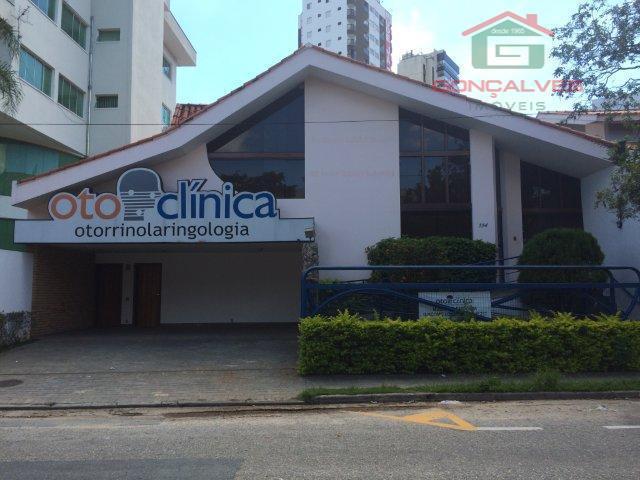 Casa comercial para locação, Jardim Faculdade, Sorocaba.