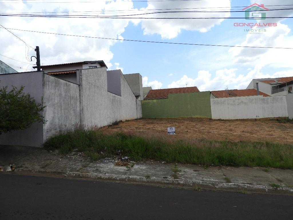 Terreno residencial à venda, Santa Terezinha, Capivari.