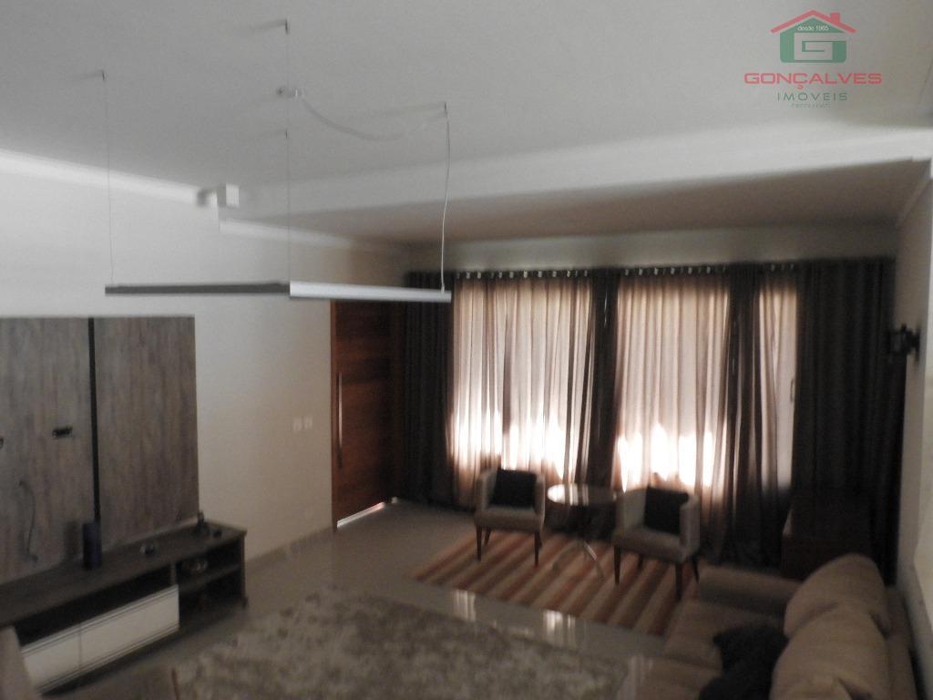 casa de alto padrão com localização privilegiada, recém construída, assobradada, com 270 m2 de área construída...