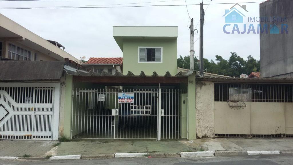 Casa residencial à venda, Santa Terezinha (Jordanésia), Cajamar.