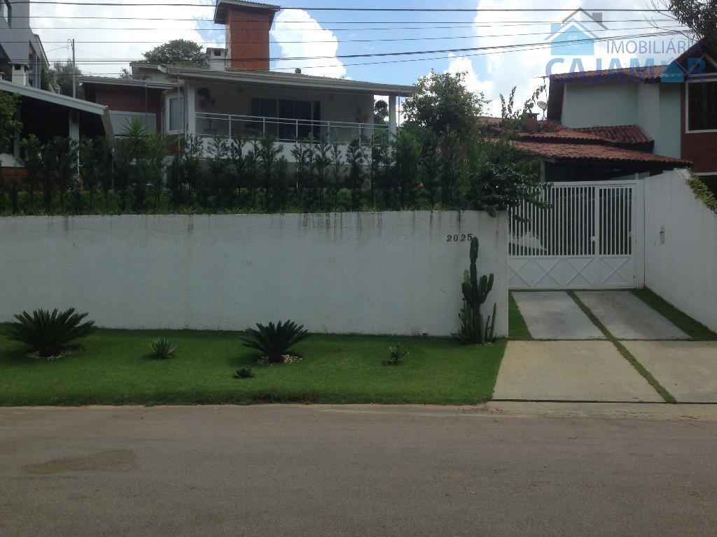 Casa residencial à venda, Condomínio Capital Ville, Cajamar.