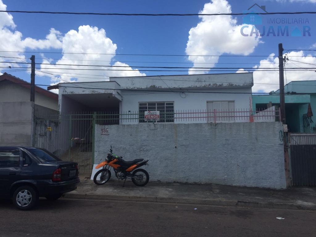 Casa residencial à venda, Jardim Sales, Jundiaí.