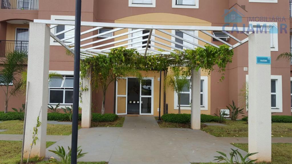 Apartamento residencial à venda, Portal dos Ipês II, Cajamar.