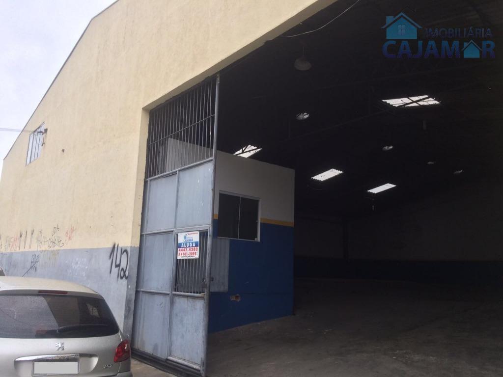 Galpão industrial para locação, Altos de Jordanésia (Jordanésia), Cajamar.