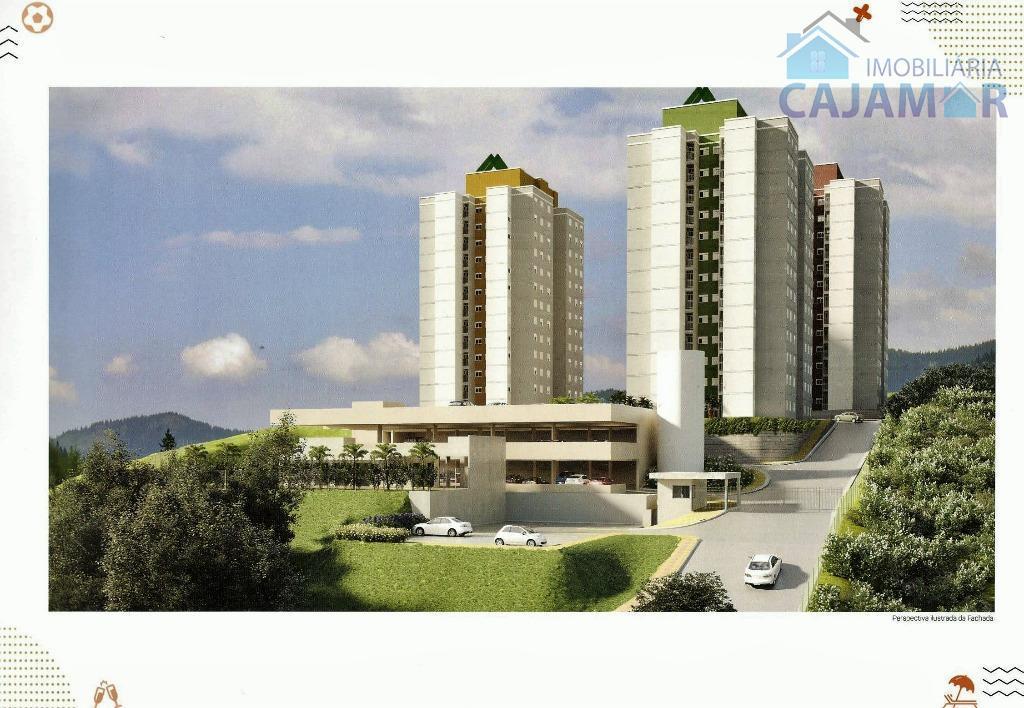 Apartamento residencial à venda em Jordanésia,