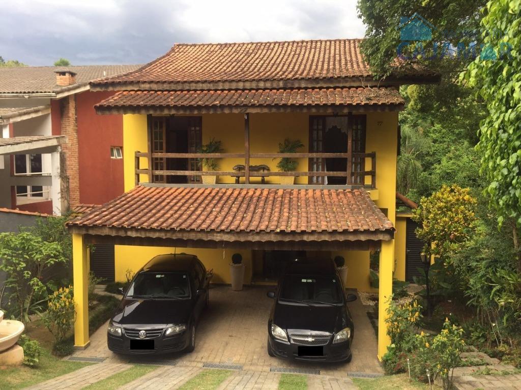 Casa residencial à venda, Alpes dos Araçás (Jordanésia), Cajamar.