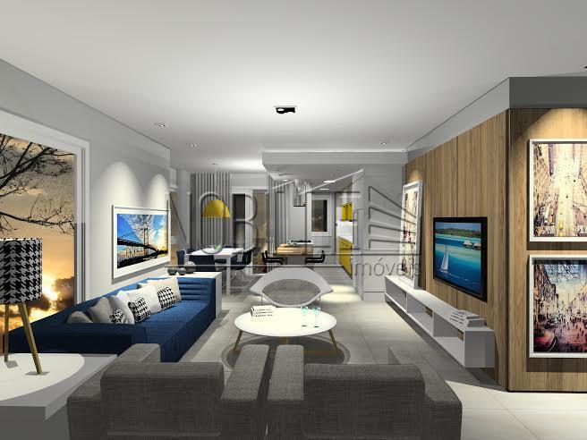 Apartamento  residencial à venda, Ingleses, Florianópolis. de Nobille Imóveis.'