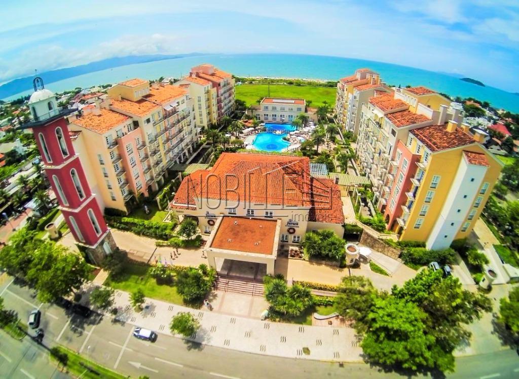 Flat  residencial à venda, Jurerê Internacional, Florianópolis.