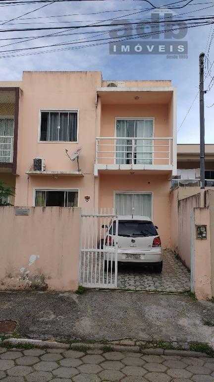 Sobrado residencial à venda, Fazenda, Itajaí - SO0015.