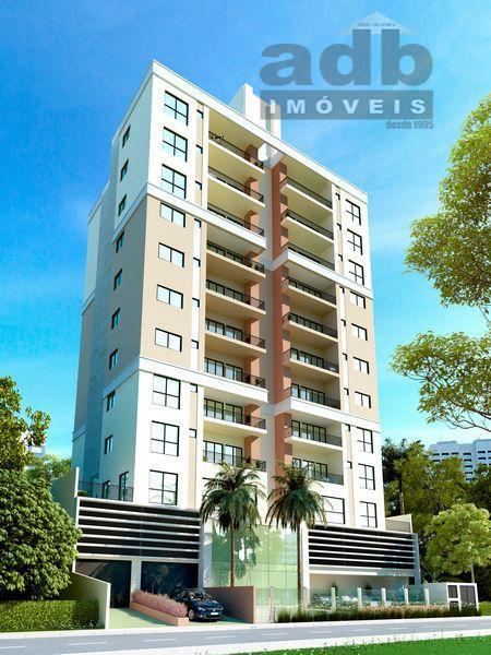 Apartamento residencial à venda, Dom Bosco, Itajaí - AP0345.