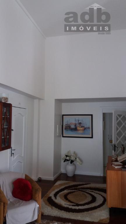 Apartamento com 2 dormitórios à venda, 145 m² por R$ 990.000