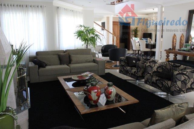 Casa residencial à venda, Portal do Paraíso II, Jundiaí - CA1120.