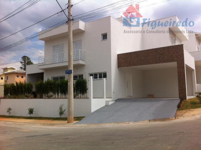 Casa residencial à venda, Medeiros, Jundiaí - CA1054.