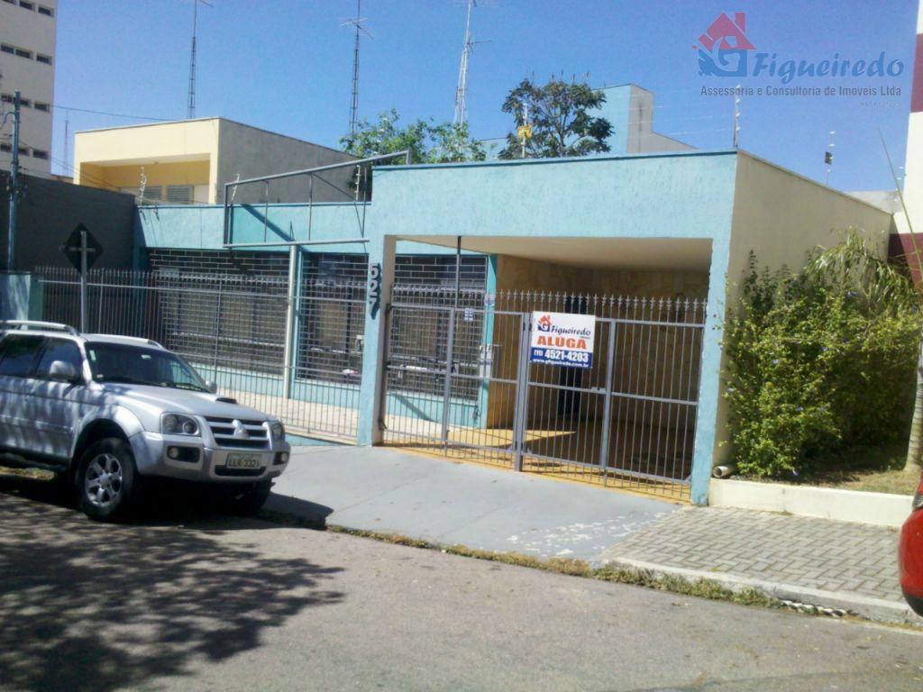 Casa comercial para alugar no bairro Vila Vianelo em Jundia SP