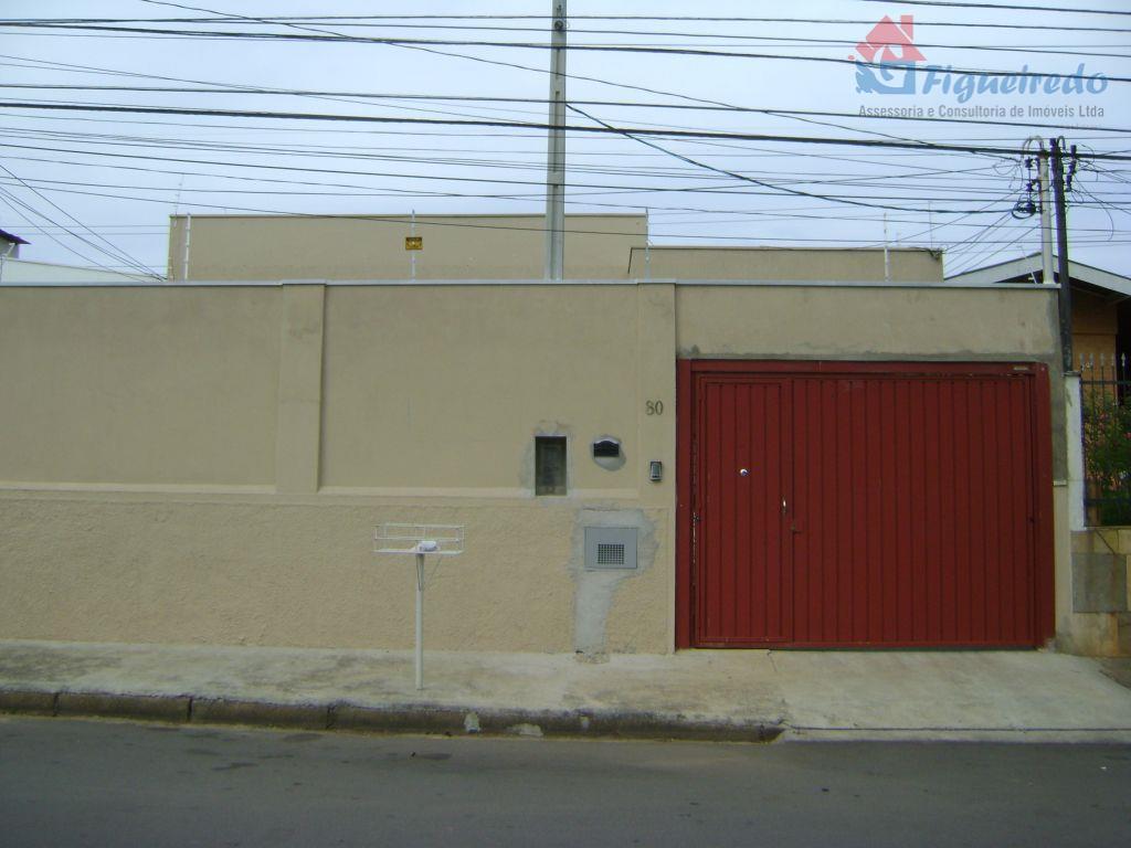 Casa  residencial para locação, Vila Cacilda, Jundiaí.