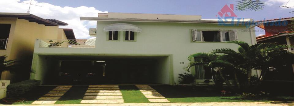 Casa condomínio à venda, Parque Quinta da Boa Vista, Jundiaí - CA1237.