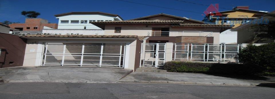 Casa residencial à venda, Jardim Paulista II, Jundiaí - CA1299.