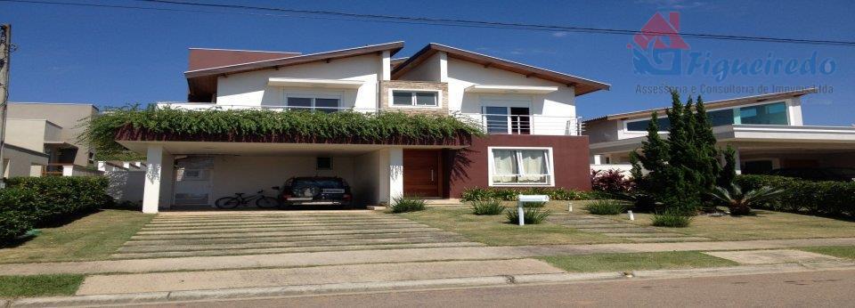 Casa residencial à venda, Reserva da Serra, Jundiaí - CA1042.