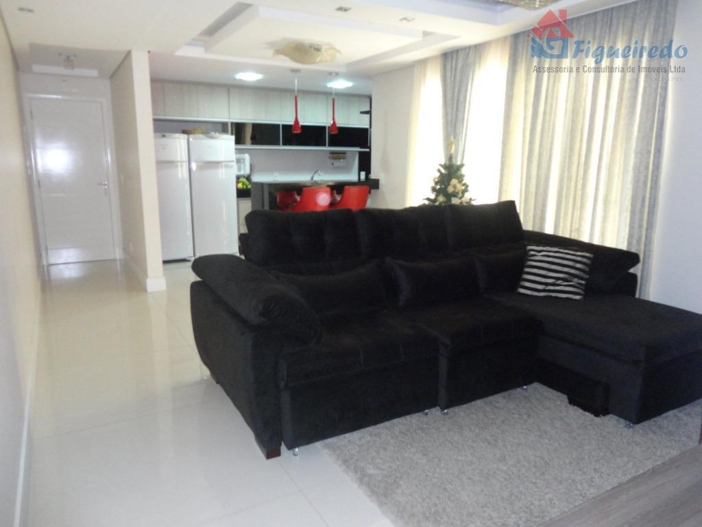 Apartamento residencial à venda, Resort Santa Angela, Jundiaí - AP1271.