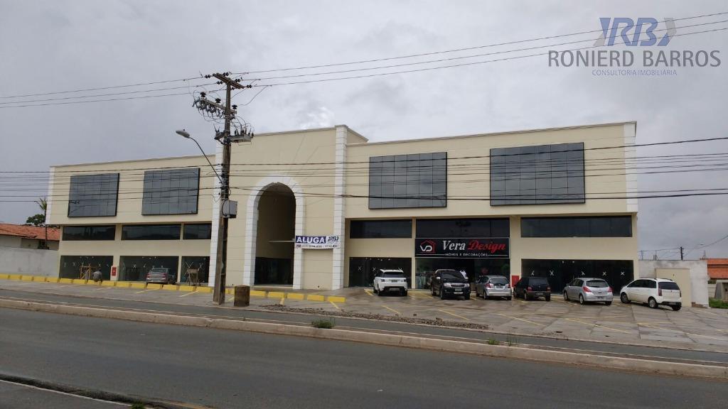 Prédio comercial para locação, Turu, São Luís - PR0004.