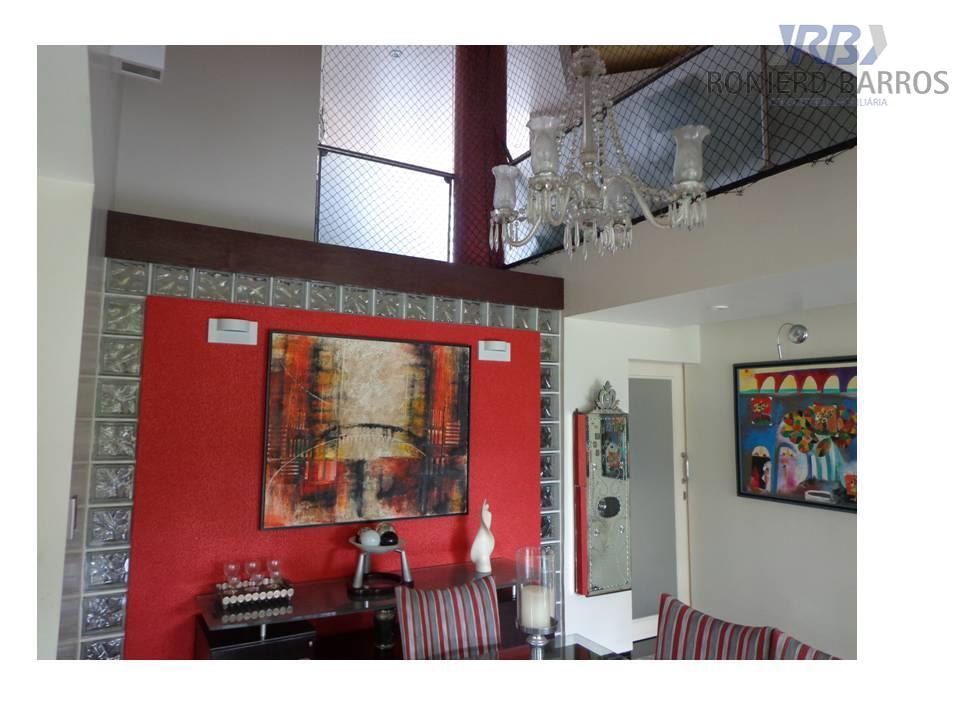 casa de alto padrão com 6 suites, piscina, fitness, sauna, elevador, ideal para clínicas, grandes empresas.