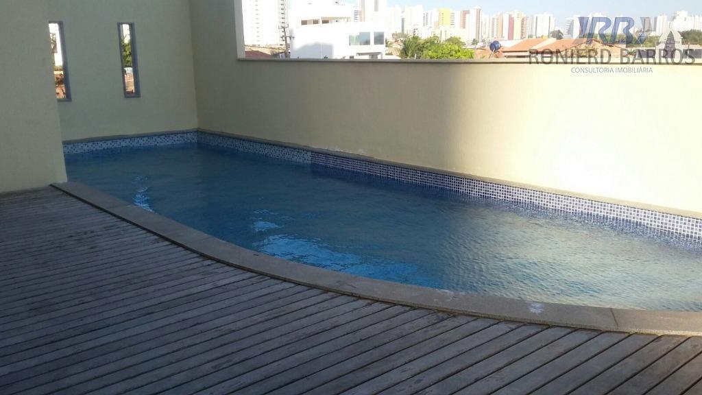 apartamento totalmente nascente com vista para o mar e lagoa, medindo 78,30 m² , com armários...