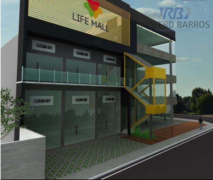 salas medindo 90 m², com banheiro.próximo a faculdades, farmácias, escolas, centro comerciais, etc.