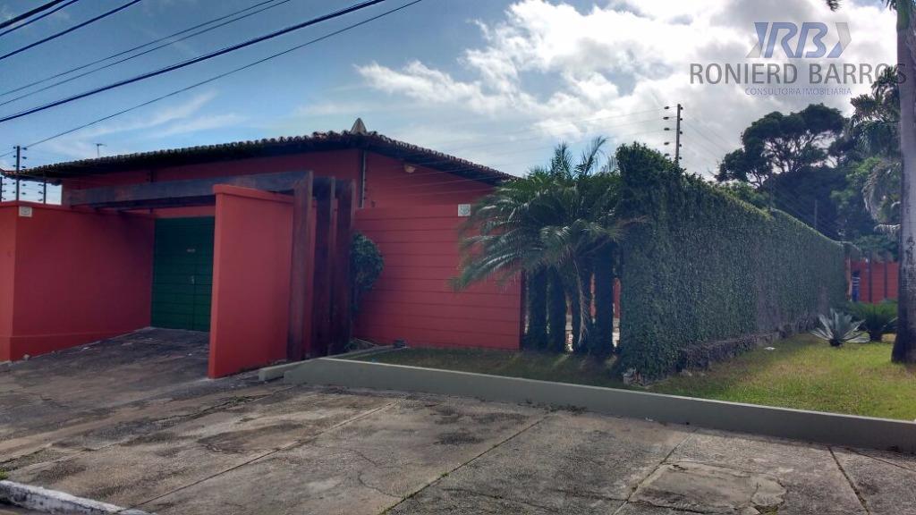 Casa residencial para venda e locação, Olho D Água, São Luís - CA0165.