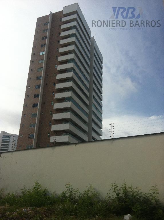 Apartamento residencial à venda, Ponta do Farol, São Luís.