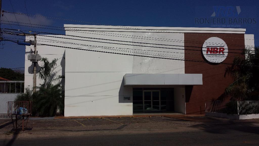 Prédio comercial para locação, Olho D Água, São Luís.