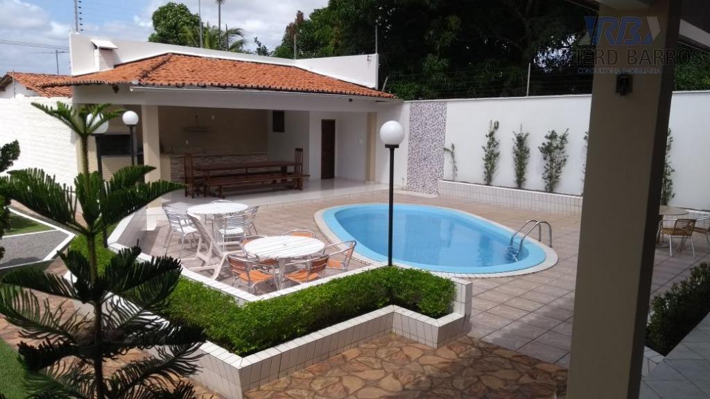 Casa residencial à venda, Chácara Itapiracó, São Luís.