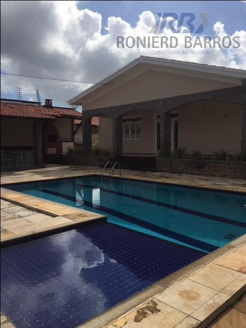 Casa residencial para locação, Calhau, São Luís.